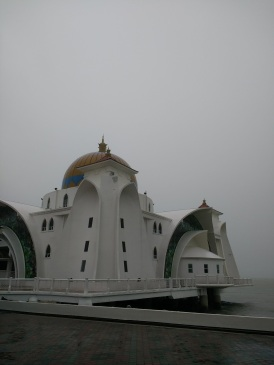 Floating Mosque, Malacca