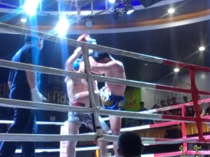 Muay Thai fighters