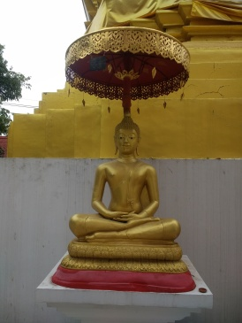 Mellow Buddha in Old Town