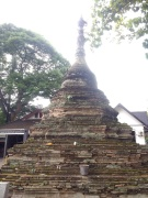 One of the oldest Wats (temples) in Chiang Mai