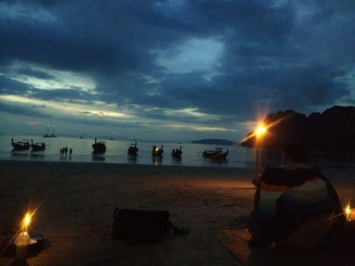 Boat trip to Railay Beach