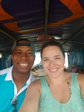 More boat trips! Phi Phi