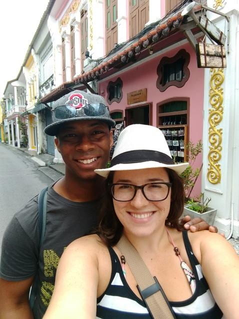 Phuket: Old Town!