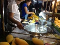 Behind-the-scenes look at Thai cooking