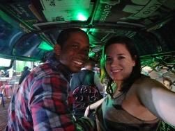 Bangkok Food Tour - in a tuk-tuk