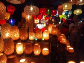City of lights, Hoi An