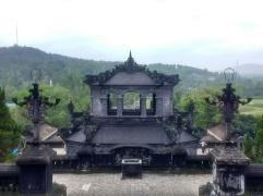 Khai Dinh tomb views