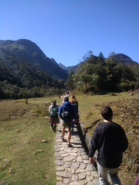 Walking the Sapa hills